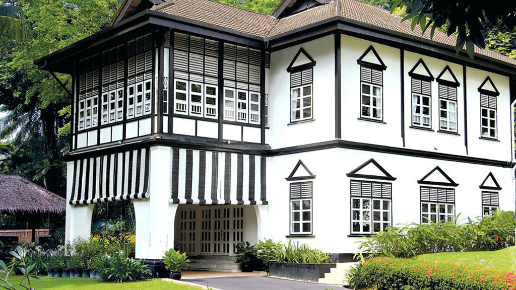 Singapore Residential Luxury Bungalows