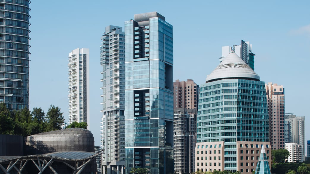 4 Reasons Why You Should Invest in Singapore Property