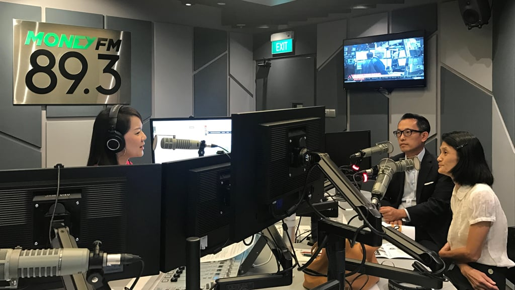 Going On Air: List Sotheby's International Realty Singapore