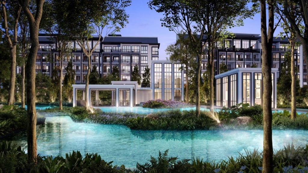 Oxley's Mayfair Gardens 40% Sold In Weekend Launch