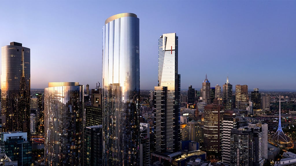 Melbourne Square – A New Chapter In Melbourne Living