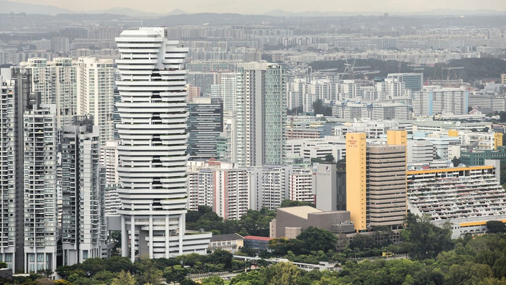Property Price Index Flash Estimates Show Singapore Properties Still Shining Bright