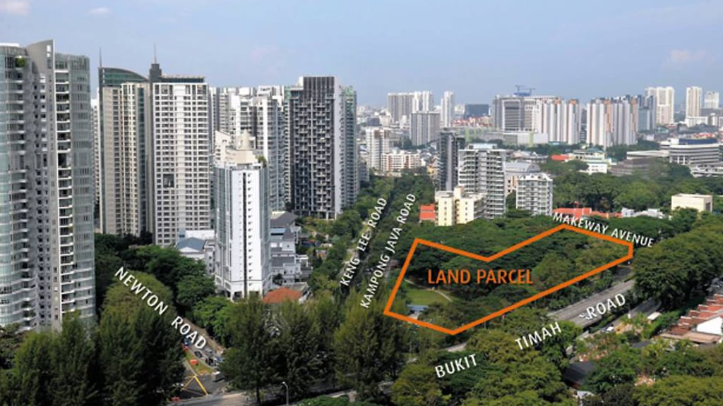 Government Land Sales Releases 3 Sites