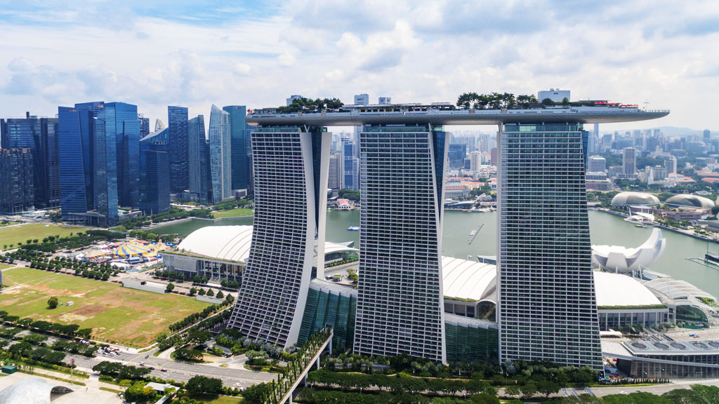 Singapore Economy Grows By 2.2% In Q4