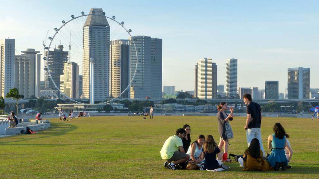 Singapore Top In Asia-Pacific For Quality Of Living