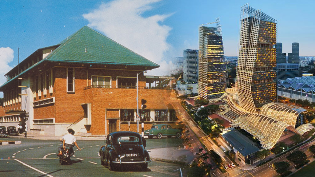 SG Property Then And Now #10yearchallenge