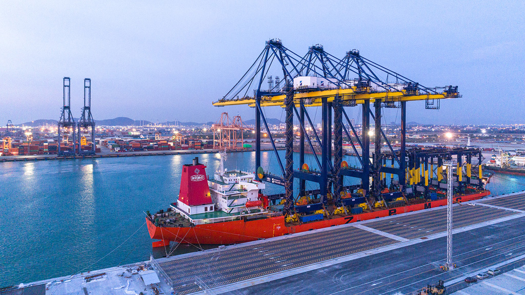 Thai Port To Compete With Singapore And Hong Kong