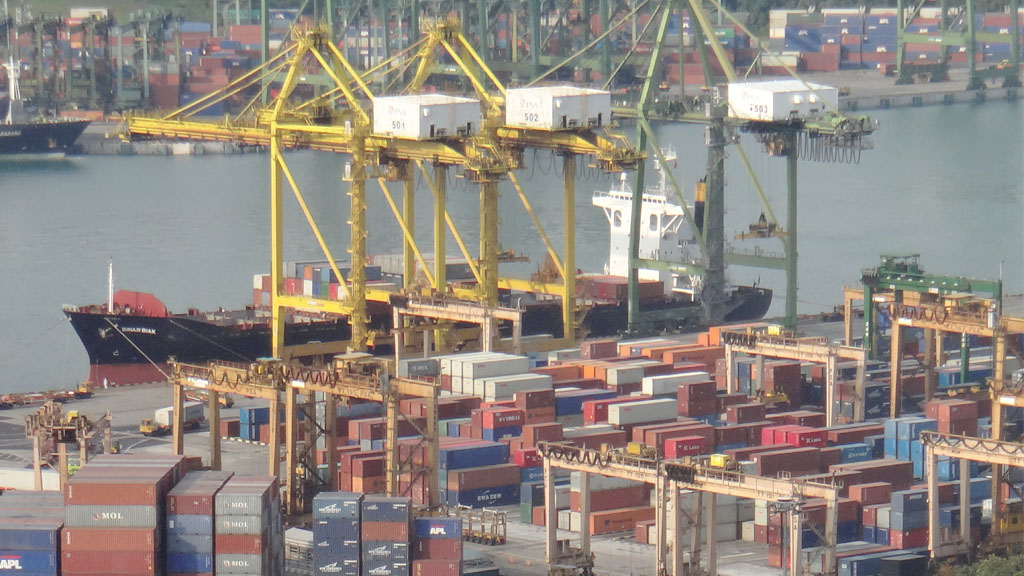 Singapore Tops World Maritime Capitals Ranking For 4th Time