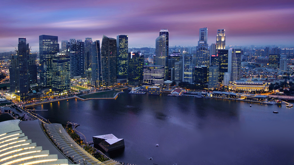 Singapore Top In Business Competitiveness