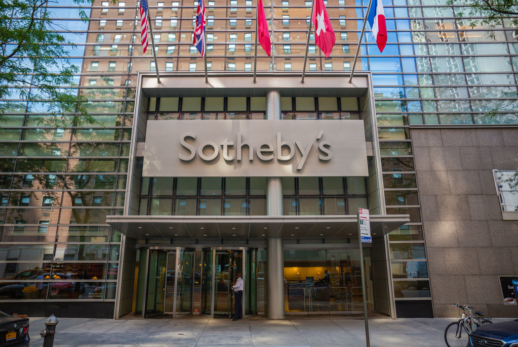Sotheby's Announces Definitive Agreement To Be Acquired by Billionaire