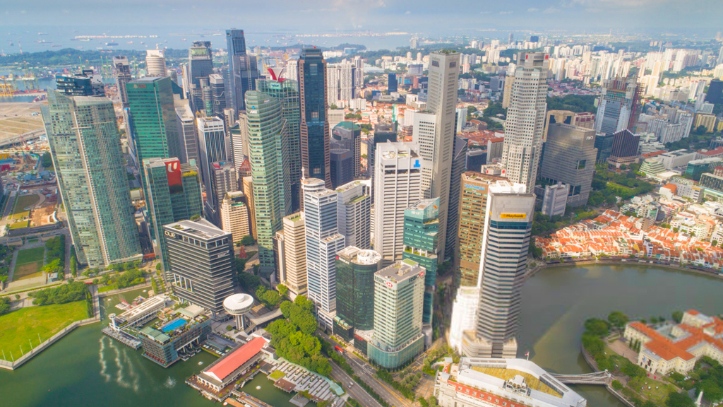 Wealth Flowing To Singapore?