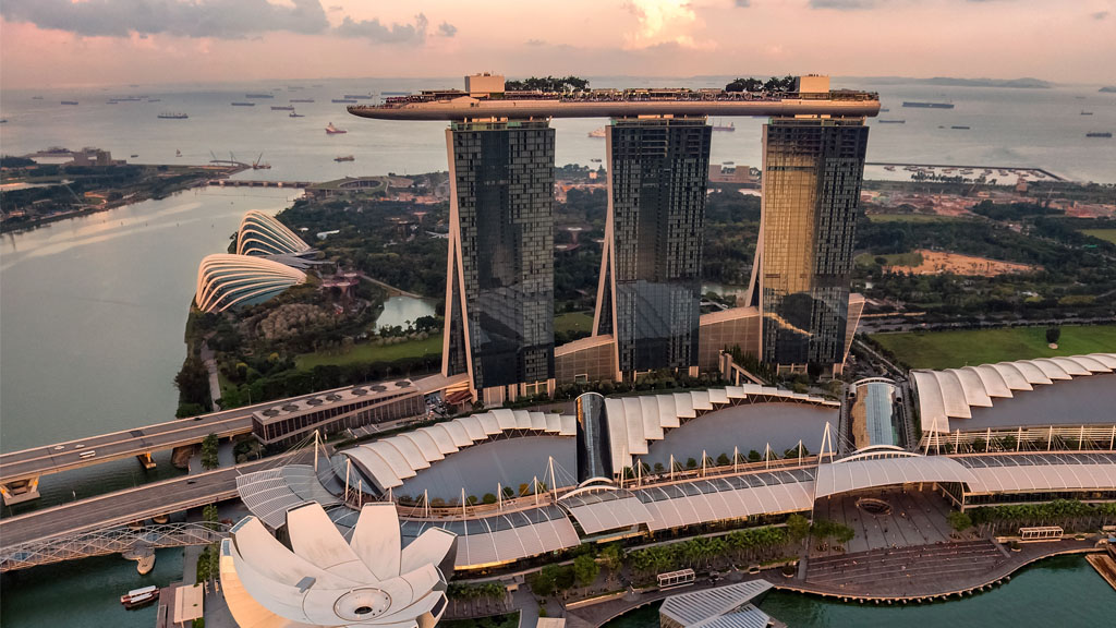 Singapore Is Top Outbound Investment Destination For Hong Kong