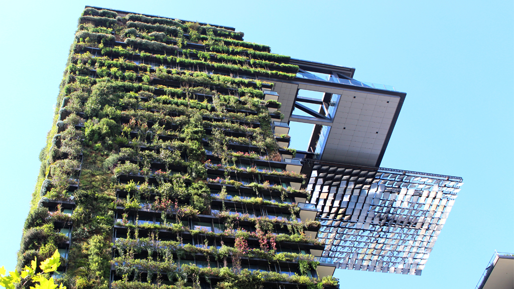 Australia's One Central Park Named One Of The World's 50 Most Influential Tall Buildings