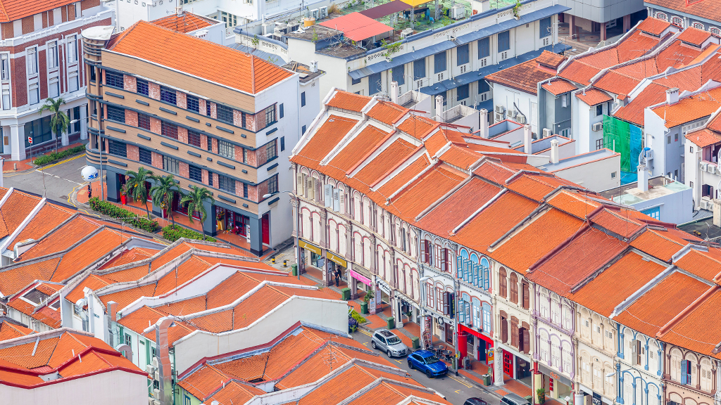 More Shophouses Up For Sale