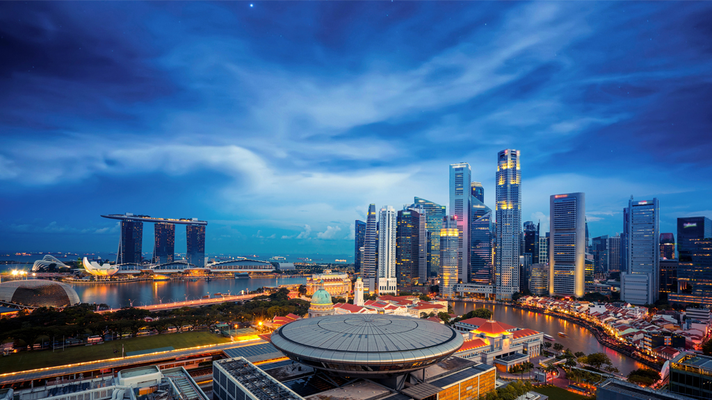 Singapore Ranked First In Investment Prospects