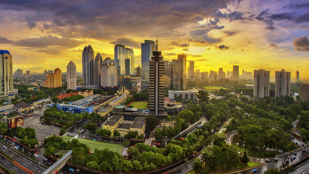 Indonesia, Officially An Upper-middle Income Country