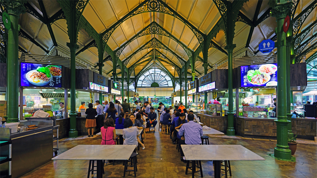 Singapore's Hawker Culture Gets Recognition From UNESCO