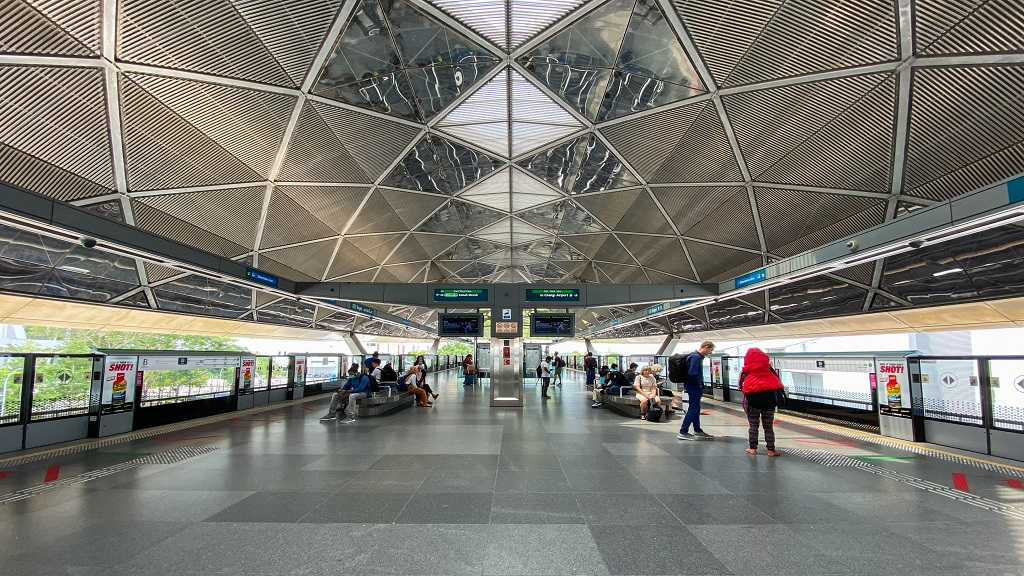 Largest integrated transport hub in Singapore at Woodlands is now open